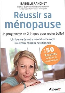 couverture du livre Réussir sa ménopause